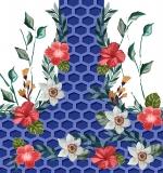 Colmeia de flores